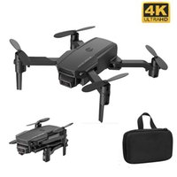 Wholesale best mini drones for sale - Group buy Best Mini Drone K P HD Camera WiFi Fpv Air Pressure Altitude Hold Black And Gray Foldable Quadcopter RC Drone Toy