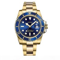 Wholesale gold roles for sale - Group buy Submarine role Gold watch men sports watches MM quartz watch waterproof M sport watches