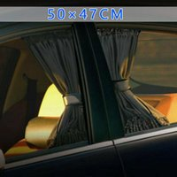 Wholesale window car parts for sale - Group buy Car Sun Shade Curtains Sun Shade Curtains Side Window Visor Universal Parts