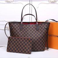 Wholesale designed bags for sale - Group buy Ladies fashion zipper crossbody bag Luxurys Designers Bag high quality fashion design style chain shoulder bag leather ladies handbag sales