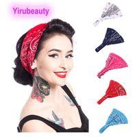 Wholesale multifunctional hat for sale - Group buy Amoeba cotton headband Women s multifunctional headband Turban hat Hair Accessories