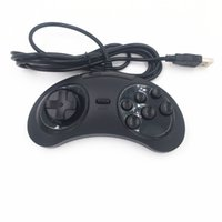Wholesale controller gaming pc resale online - Hot Selling Data Frog USB Classic Gamepad Buttons USB Gaming Joystick for PC MAC Drive Video Game Controller Fast Shipping