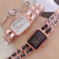 Wholesale pin rose dress resale online - Fashion Ladies Dress Stainless Steel Rose Gold Womens Bracelet Watches Elegant Business Quartz Wristwatch Dropship Xmas Gifts reloj de lujo