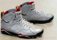 Wholesale champions shoes for sale - Group buy 2019 new VII Retro SP Reflections of a Champion M Reflect Silver men basketball shoes high quality s Fashion Athletic sports sneakers