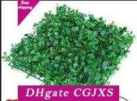 Wholesale boxwood mats resale online - Hot Selling Artificial Turf Artificial Plastic Boxwood Grass Mat cm cm