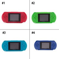 Wholesale pxp video game resale online - Hot selling PXP3 Portable Bit Handheld Game Player Video Game Console Classic Child Games PXP Slim Station