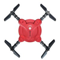 Wholesale quadcopter gyro sensor resale online - FQ777 FQ17W Selfie Drone Axis Gyro Mini Wifi FPV Foldable G sensor Pocket Drone with MP Camera Altitude Hold RC Quadcopter