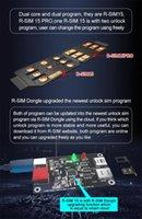 Wholesale 7 Universal Xr Max For Ios13 Ios7 x Xs R sim15 Card Xs Upgraded Cpu Unlock Unlocking For Rsim15 Iphone Dual X Rsim Plus yxlHY