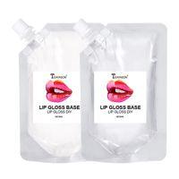 Wholesale moisturizing matte lipstick resale online - DIY Matte Clear Lip Gloss Base Oil DIY Moisturizing Lipstick Material Base Gel for Lip Gloss Base Handmade Liquid Lipstick Makeup