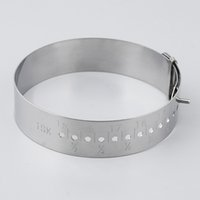 Wholesale gauging sizes resale online - Metal Bracelet Gauge For Jewelry Sizing