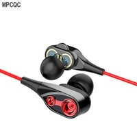 Wholesale fone ouvido headphone for sale - Group buy Wired Earphone mm In Ear Headphones Stereo Headset Earpiece With Mic fone de ouvido Sports earplugs For Honor