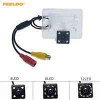 Wholesale feeldo for sale - Group buy FEELDO Car Backup Rear View Camera With LED LED LED Light For Reversing Camera AM4854