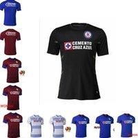 Wholesale club football kits for sale - Group buy 2020 Club Cruz Azul Soccer Jerseys Home Blue Away White Third Red Football Shirts camisetas de futbol Kit Thailand Jersey S XXL