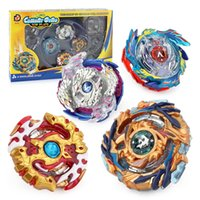 Wholesale Burst Generation DIY gyroscope combat disc kit explosive gyroscope toy handle launch combination Fight disc partners to compete together