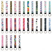 Neoprene Key Chain Bag Charmer Keychain With Metal Buckles In Front for Wedding Favors Gift For Guest