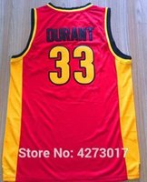 Wholesale high school sports jerseys resale online - Oak Hill High School Kevin Durant Basketball Jerseys For Sport Fans Stitched And Stitched Wholesales Lowest Price