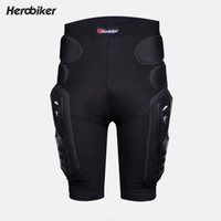 Wholesale racing protection for sale - Group buy HEROBIKER Motocross Pants Motocross Shorts Motorcycle Pants Motorcycle Shorts Moto Hip Protection Riding Racing Equipment