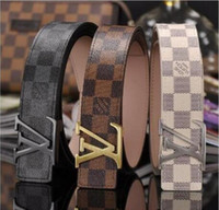 Wholesale jeans for boys for sale - Group buy High quality belts Brand Belts for Mens Genuine Leather Male Women Casual Jeans Vintage Fashion High Quality Strap