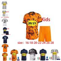 Wholesale blue ronaldo for sale - Group buy new JUVENTUS soccer jersey th PALACE football shirts RONALDO DE LIGT DYBALA JUVE Men Kids kit size xxl
