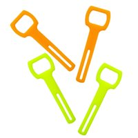 Wholesale 4 Pack Durable Scuba Diving Silicone Rubber Regulator Octopus Holder Straps
