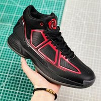 Wholesale derrick rose new sneakers for sale - Group buy 10 Yr New d Rose Derrick White Blue Yellow Black Red Bounce Basketball Shoes High Qaulitys s Mens Sneakers Shoes