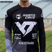 Wholesale mountain jerseys resale online - Motocross Jersey Spxcel MTB Downhill Jersey MX Cycling Mountain Bike DH Hombre Quick Drying