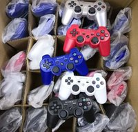 Wholesale controls game for sale - Group buy Hot For Sony Playstation Wireless Bluetooth Gamepad Joystick For PS3 Controller Controls Game Gamepad No Retail Box