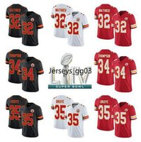 Wholesale berry for sale - Group buy Men Kansas NFL City Chiefs Patrick Mahomes Eric Berry Travis Kelce Tyreek Hill Super Bowl Football Jersey