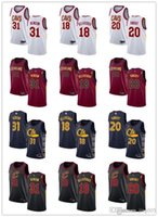 Wholesale cleveland cavaliers resale online - Mens Womens Youth Cleveland Cavaliers John Henson Matthew Dellavedova Brandon Knight red custom Basketball Jerseys