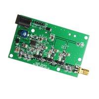 Wholesale electronic generators resale online - Noise Source Electronics KHz GHz Simple Spectrum External Generator Tracking Source Blue X X mm