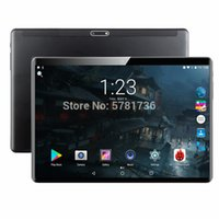 Wholesale Super Tempered D Screen inch tablet PC Android OS Octa Core GB RAM GB ROM Wifi GPS Tablet