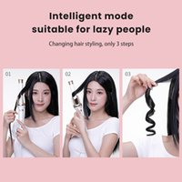Wholesale electric rollers for hair for sale - Group buy Automatic Curling Iron Rotating Hair Curler Electric Ceramic Curling Iron Roller For Lazy Fast Heating Auto Hair Styling s