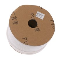 Wholesale wired marker for sale - Group buy 1 Roll Inner Dia mm Wire Marking Machine PVC Pipe Sleeve Cable Marker White Color mm2
