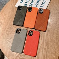 Wholesale huawei 10 pro for sale – best Shockproof Leather Phone Case for iPhone Pro XS Max XR X Retro Business cases Samsung S20 Utra Note Pro