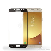Wholesale silk screens resale online - Galaxy For Protector Silk h Cover J8 Film J4 J6 Screen A50 Printed d Samsung Full Plus Tempered A10 A30 Glass yxltc