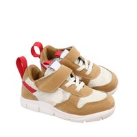 Wholesale children shoes sneakers resale online - kids sneakers kids shoes toddler shoes baby shoes chaussures enfants kids trainers boys girls children baskets enfants baby enfants tan