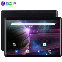 Wholesale New inch Tablet G Phone Call GB GB Tablets Android Octa Core GPS Bluetooth Wi Fi D Steel Screen Tablet PC