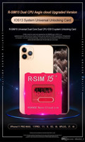 Wholesale Max Xr Ios13 Xs Unlocking Xs Plus Dual For X R sim15 Rsim15 Ios7 x Cpu For Upgraded Unlock Iphone Universal Card Rsim yxlpk