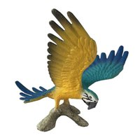 Wholesale fairy figurines for garden for sale - Group buy Bird Figurines Simulation Bird Figures Animal Model Toys For Home Decor Miniature Fairy Garden Decoration Ornament Kids Gifts