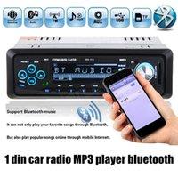 Wholesale car stereos price resale online - factory price sale Bluetooth MP3 Audio Player bluetooth phone music USB SD DIN Radio Car Stereo FM Radio