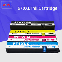 For 970 971 970xl 971xl Remanufactured Ink Cartridge For Officejet Pro X451dn X451dw X551dw X476dn X476dw X576dw