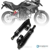 Wholesale scooter gas resale online - Diameter mm Black Motorcycle Rear Gas Absorber Air Suspension For Scooter AVT Quad Spring mm mm D30
