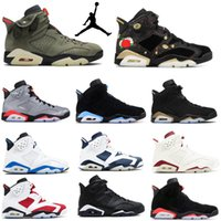 Wholesale champion slipper resale online - 2020 s Mens Basketball Shoes chinese new year iron grey reflections of a champion flint wheatinfrared carmine Sports Sneakers US7