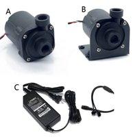 Wholesale 12v dc watering pump resale online - SC600 V W DC Water Pump L H Water Pump Damping Ceramic Shaft Core AD