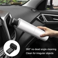 Wholesale plastic cylinders for sale - Group buy Powerful Vacuum Cleaner For Cars Car Suction Handheld Cylinder Dust Cleaner Dry Wet Duel Use Strong Suction Practical Low Noise New SEA