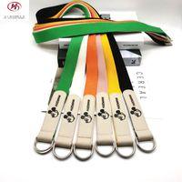 Wholesale decorative belts ladies for sale - Group buy Mouse belt Canvas canvasanime new versatile Korean style decorative internet red double ring canvas belt for ladies L3jyr
