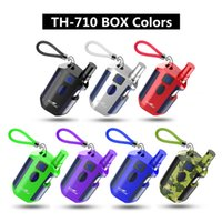 Wholesale Authentic Kangvape TH710 Starter Kit With mAh Battery TH Box Mod For ml Thick Oil CE3 K1 Cartridge Atomizer Original