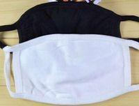 Wholesale dust mask for sale - Group buy 100pcs Anti Dust Cotton Mouth Face Mask Unisex Man Woman Cycling Wearing Black Fashion Cotton Masks Good Quality