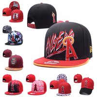 Wholesale angels baseball hats for sale - Group buy 2020 New Fashion Mens angel Baseball caps Hip Hop Cap Casual Bones Gorras women Fitted Hats