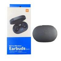 Wholesale headphone mi resale online - Mi True Wireless Earbuds TWS Wireless Earphone BT5 LED Display Airdots Mi True Wireless Headphones